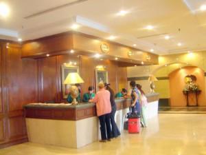 Видеонаблюдение в гостиницах