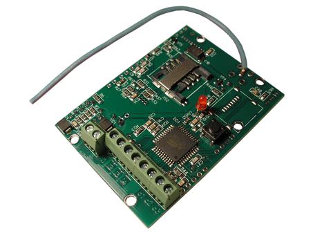 Охранная сигнализация GSM-OKO-U
