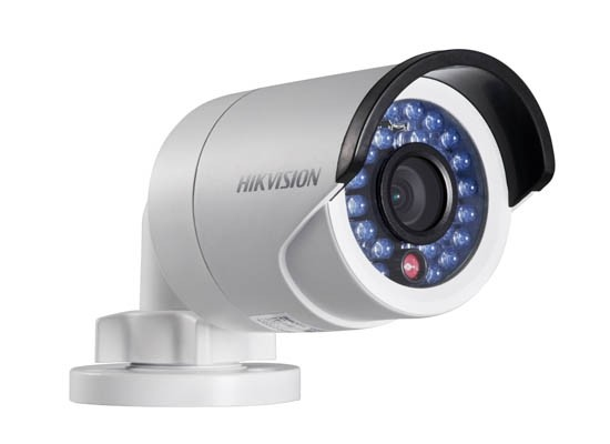 Turbo HD видеокамера DS-2CE16C0T-IR