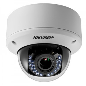Turbo HD видеокамера Hikvision DS-2CE56C5T-AVFIR