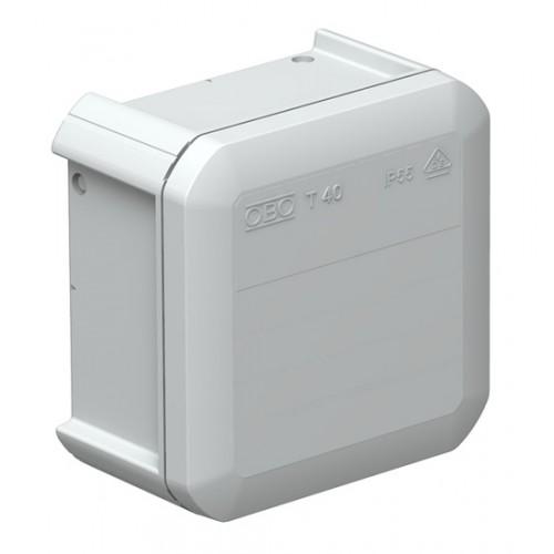 Коробка распределительная Т40 90х90х52 IP 55
