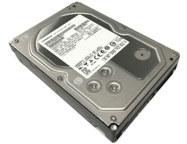 Жесткий диск 3.5 2Tb Hitachi Ultrastar