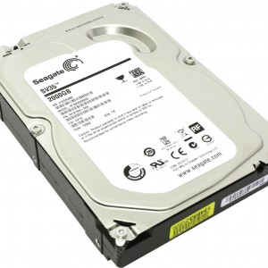Жесткий диск 3.5 2Tb Seagate Surveillance