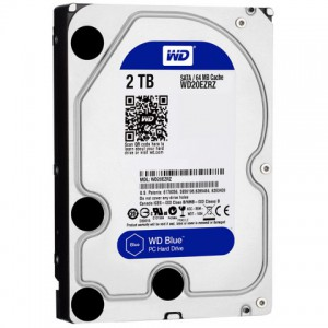 Жесткий диск 3.5 2Tb Western Digital Blue
