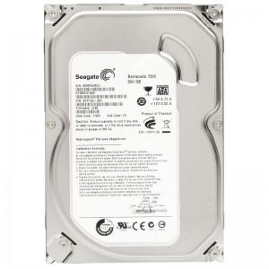Жесткий диск 3.5 500Gb Seagate Barracu