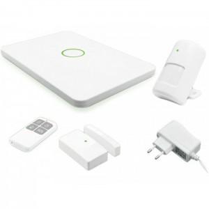 Готовый комплект беспроводной GSM сигнализации Tesla GSM-800