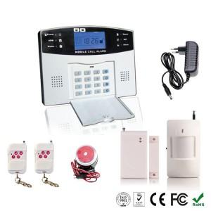 Комплект GSM-сигнализации ALFA 606C