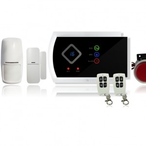 Комплект GSM-сигнализации ALFA G10A