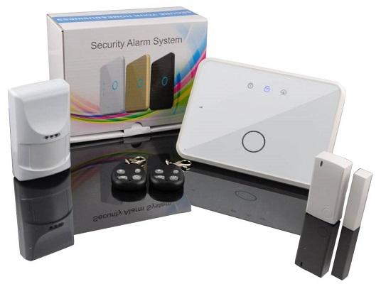 Комплект GSM-сигнализации Altronics AL-150 KIT white