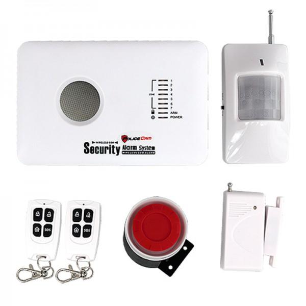 Комплект GSM сигнализации PoliceCam GSM 10C