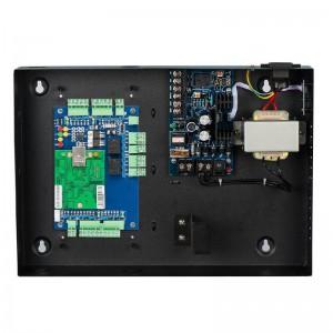 Контроллер доступа CnM Secure D2S4.NET+PS на 2 двери