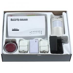 комплект GSM-сигнализации ALFA 602D