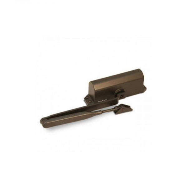 Доводчик дверной Dorma TS77 EN4 brown