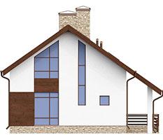 Загородный частный дом